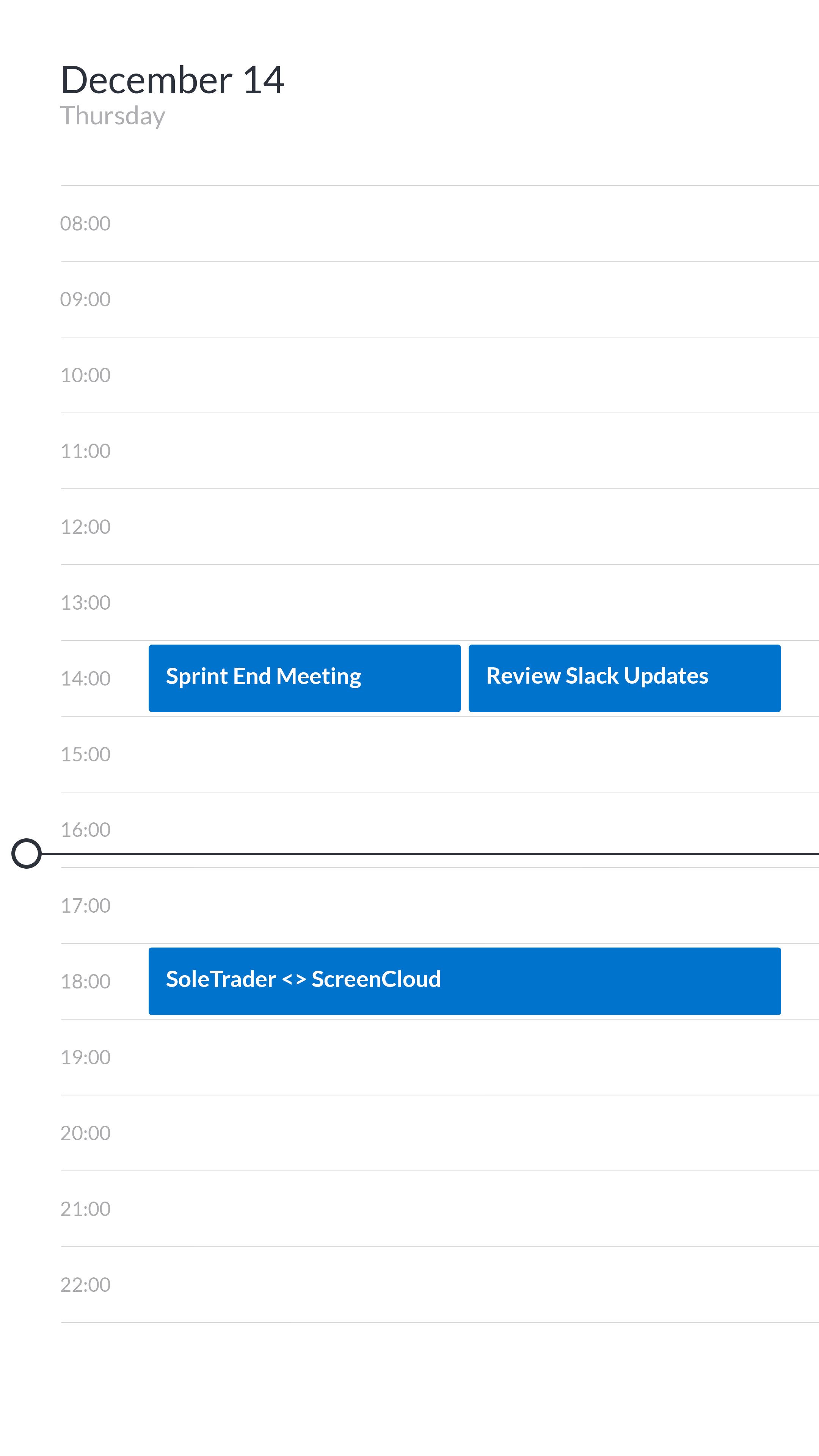 Outlook Calendar screenshot 4