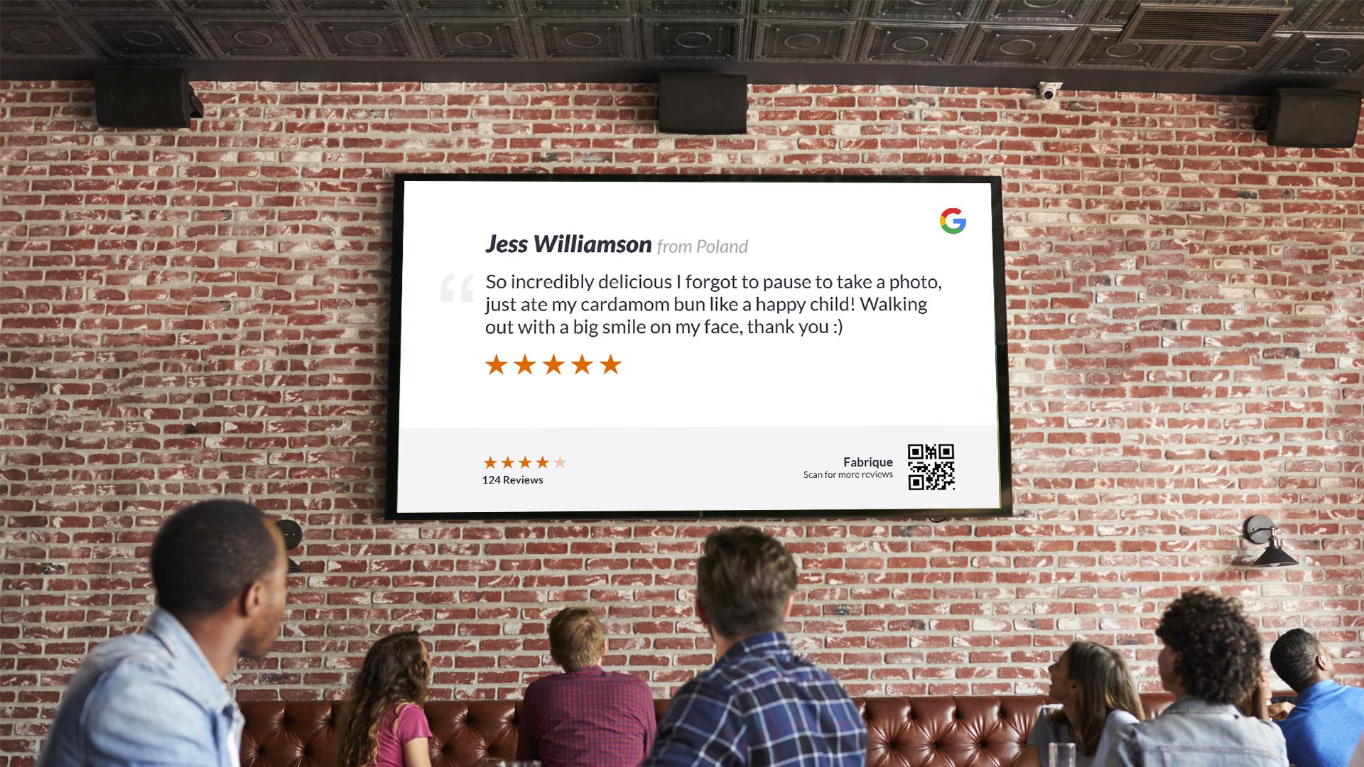 Google Reviews screenshot 2